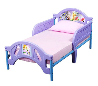 Tinkerbell Toddler Bed