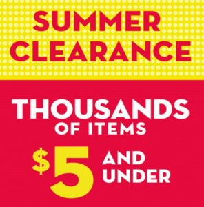 Huge Old Navy Clearance Sale Online – Prices Start Less than $5!