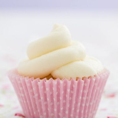 perfect buttercream frosting