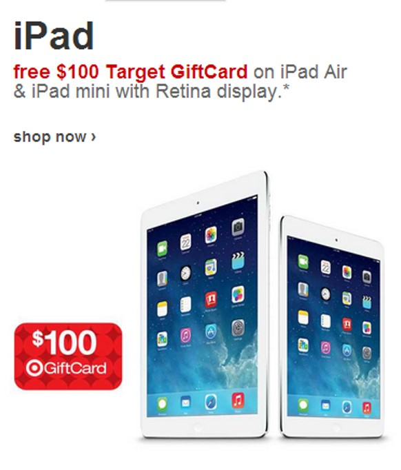 Wow! iPhone 5C 16GB only $9.99 with Target Gift Card Promo!