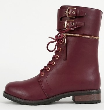 Fashion: Stocking up for Fall 2014 – Combat Boots, Animal Prints and More