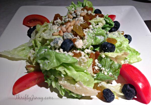 Bibb Lettuce & Gorgonzola Salad