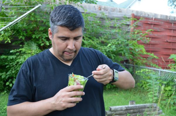 Chopped Italian Salad Recipe #MyGoodLife #shopi