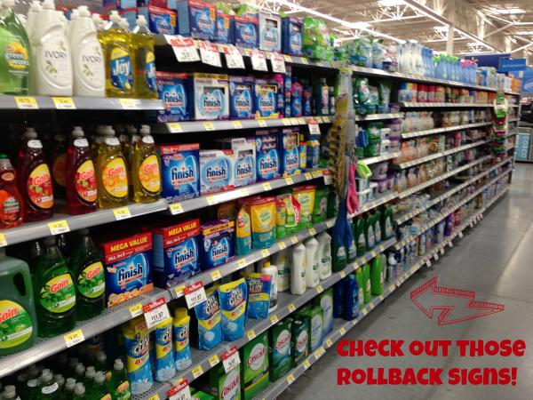 Finish at Walmart #SparklySavings #CollectiveBias #shop