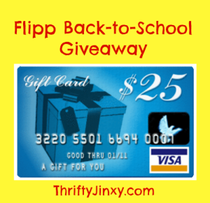 Save on Back-to-School Shopping with Flipp + $25 Reader Giveaway