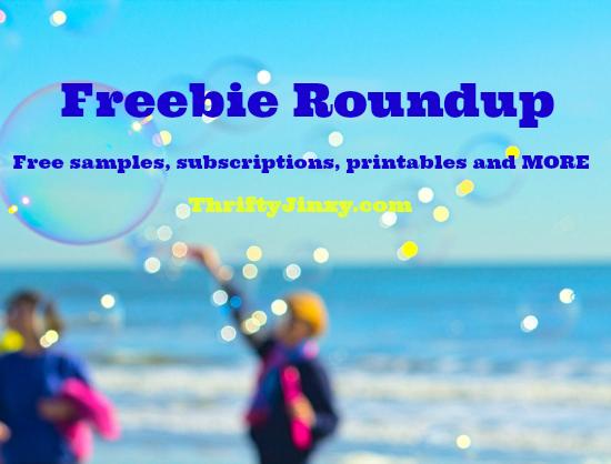 Freebie Roundup 2