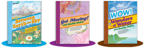 Girl Scouts Healthy Habits Booklets