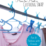 How to Host a Clothing Swap – 8 Helpful Tips