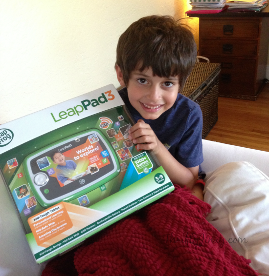 LeapPad3 – Educational Fun and Kid-Safe Web – a Review