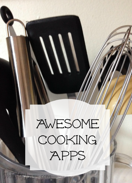 Awesome Cooking Apps