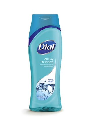 Dial Antibacterial Body Wash
