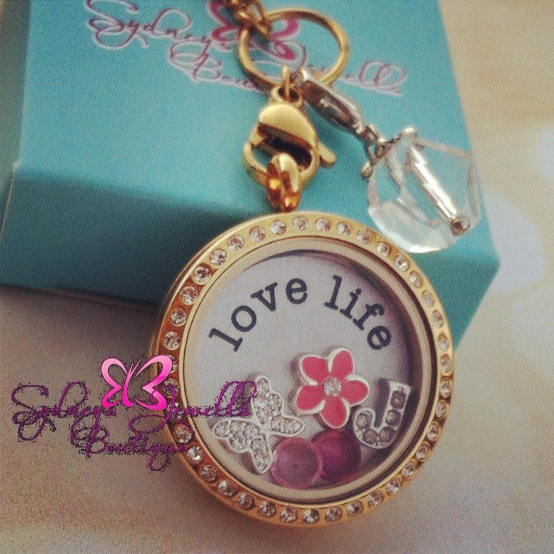 Origami Owl Inspired Charm Necklaces Only 1999 Includes Necklace