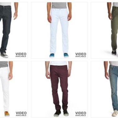 a0b8f9eaba0e7 Men s Levi s Jeans Starting at  19.72 Shipped from Kohl s!