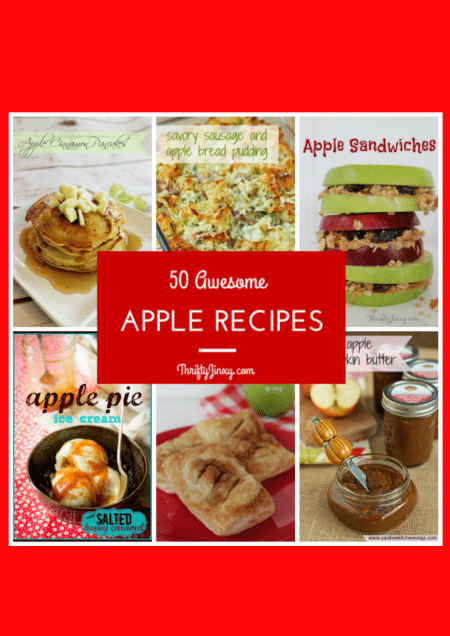 50 Awesome Apple Recipes
