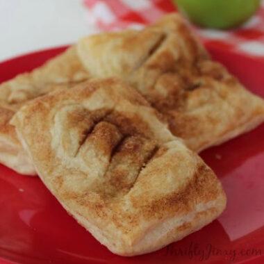 Copycat McDonalds Apple Pie