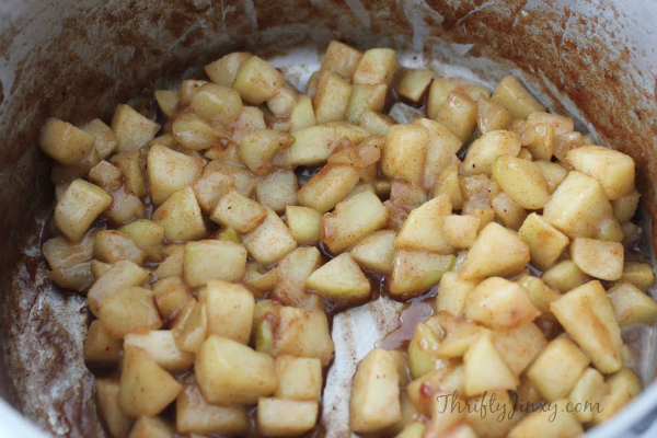 Copycat McDonalds Apple Pies Recipe Cooked Apples