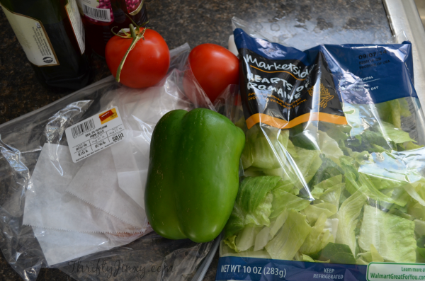 Italian Chopped Salad Recipe Ingredients