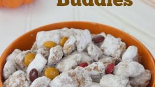 Pumpkin Pie Muddy Buddies Recipe