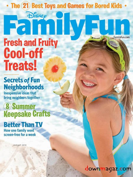 Family Fun, Elle Magazine And More Starting At $3.75 For 1