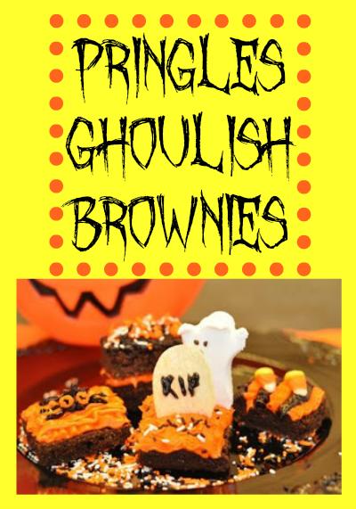 ghoulish brownies