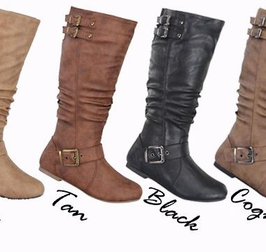 free shipping bcdbc 35d36 Gorgeous Wide and Regular Calf Fall Boots only  29.99! (reg  70)