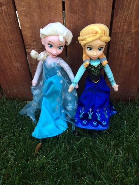 jane frozen plush dolls