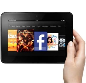 Nice! Kindle Fire HD 7″ Tablet only $78.79 Shipped!! (reg $140)
