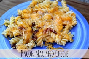 Bacon Macaroni and Cheese Recipe