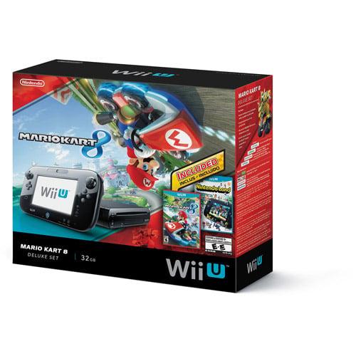Walmart Wii U Games : Wii u mario kart bundle only shipped reg