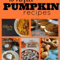 10 Perfect Pumpkin Recipes