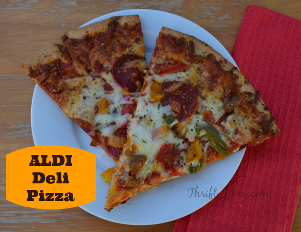 Deli Pizza from ALDI – Convenient Cost-Friendly Take & Bake