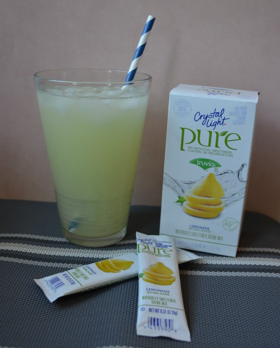 Crystal Light Pure #PlatinumPoints #shop