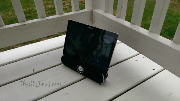 Inateck Portable Bluetooth Speaker Review Image