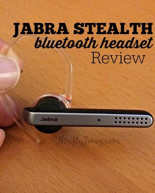 Jabra Stealth Bluetooth Headset Review
