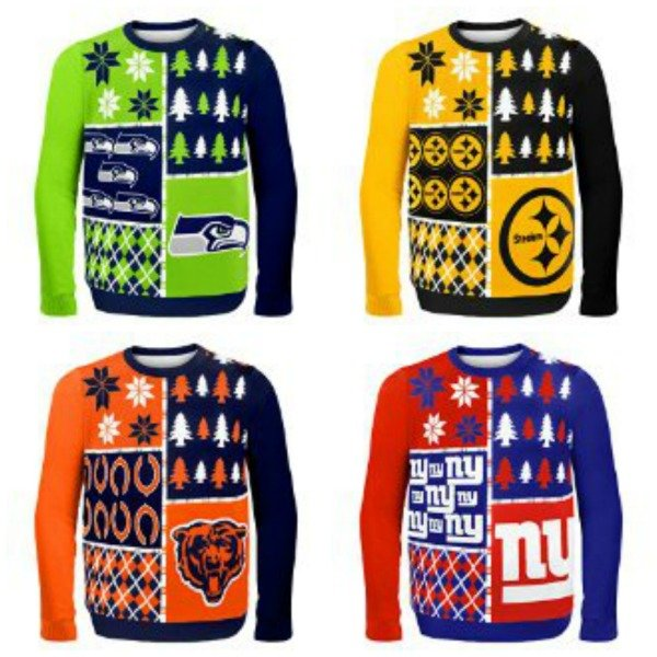 NFL Ugly Sweaters