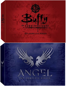 Entire Series of Buffy the Vampire Slayer and Angel on DVD Over 70% Off!