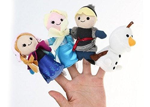 Disney's Frozen Finger Puppet Set only $9.99 Shipped!