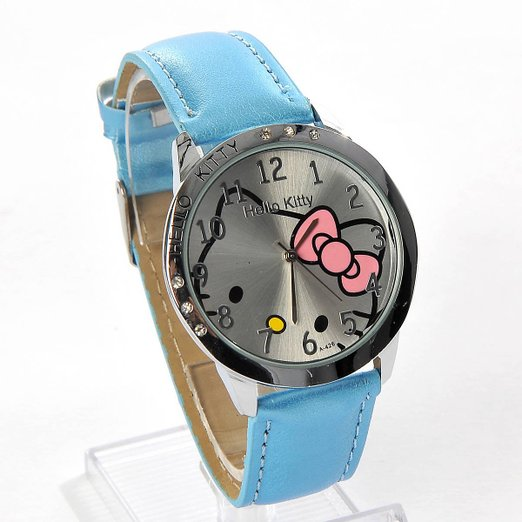 Adorable Hello Kitty Watch only $4.64 Shipped!
