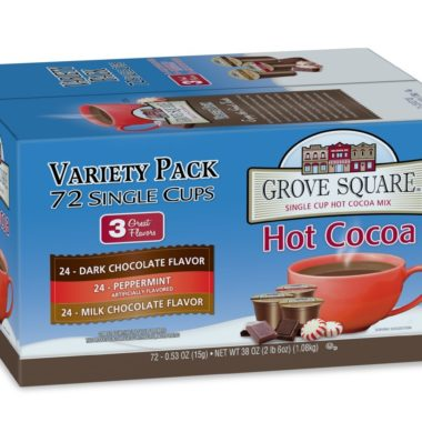 4c18b9007559b Grove Square Hot Cocoa K-Cups as Low as $.23 Each!