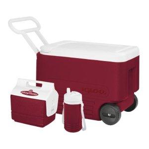 3-Piece Igloo Camping Cooler Set only $38.48! (reg $93)