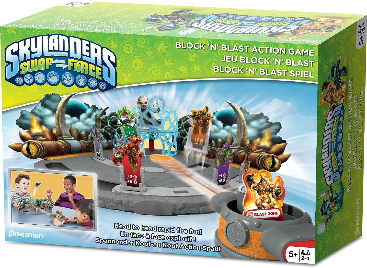 Skylanders Block and Blast Action Game only $7.19 from Amazon! (reg $30)