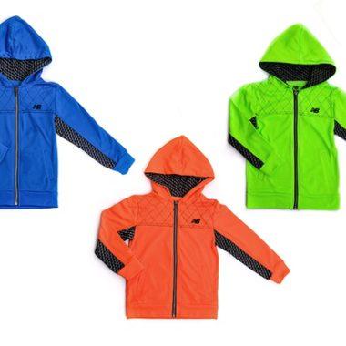 767f2225 Boys' New Balance Fleece Jacket only $14.99! (reg $54)