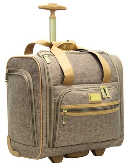 groupon nicole miller luggage