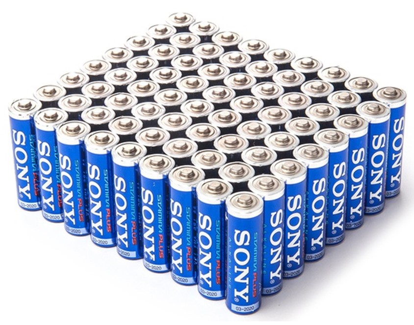groupon sony batteries