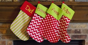 Monogrammed Tree Skirt and Christmas Stockings 50% Off!