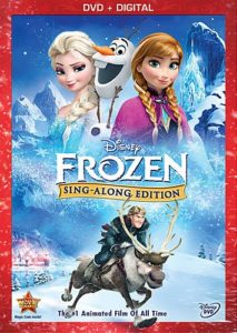 50% Off 'Frozen: Sing Along Edition'