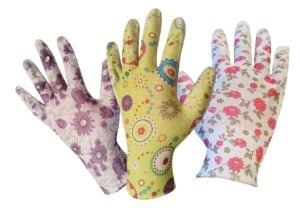 Gift Idea for Gardeners: Gardening Gloves For Women + Reader Giveaway