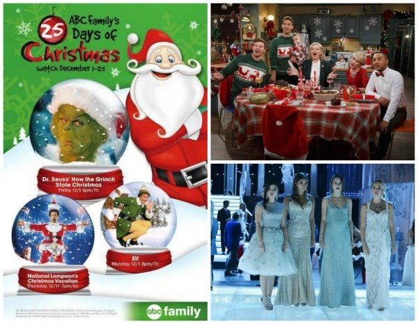 ABC Family's 25 Days of Christmas – See Old and New Holiday Favorites!