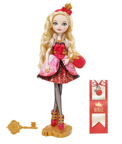 Apple White Doll Ever After High