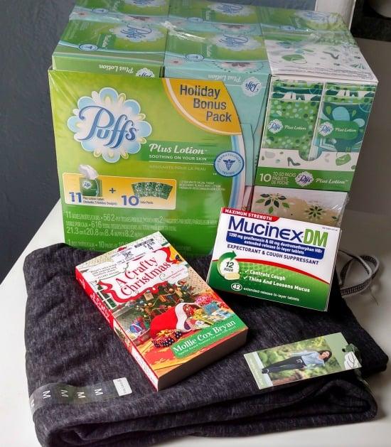 Cold Flu Supplies #SimplyHealthy #CollectiveBias
